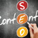 Content optimization vs search engine optimization