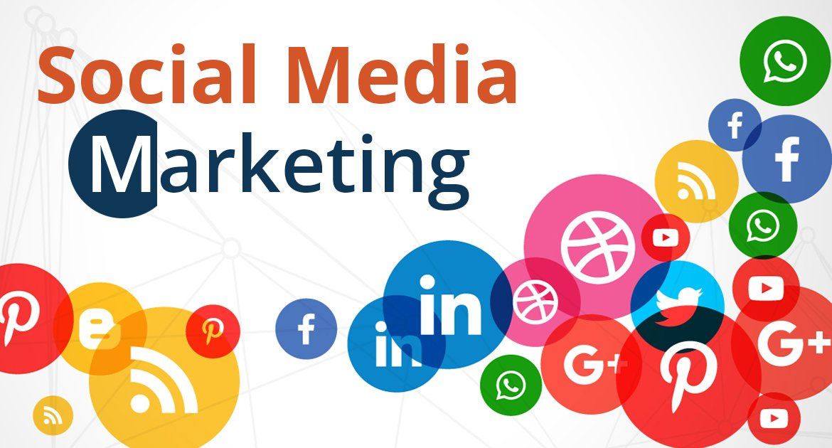Social media marketing & live-video streaming