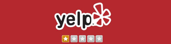 reviews from Yelp
