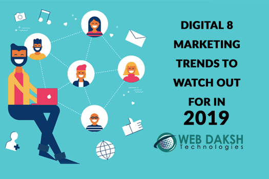 The Top Digital Marketing Trends to Follow in 2019