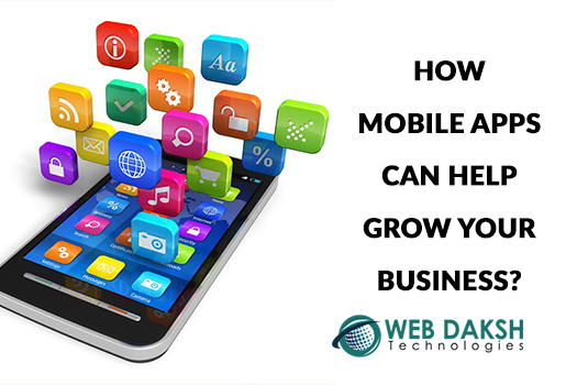 Mobile Apps can Help Grow your Business